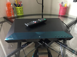 SONY Blue ray player with netflix