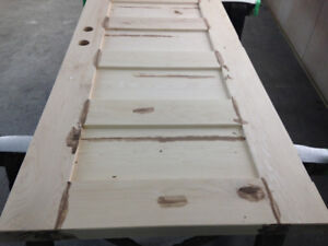 Don't buy new / refinish yours used door sets