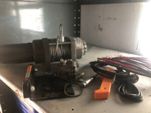 2500 Lbs Winch | Find New ATV Trailers, Tires, Parts