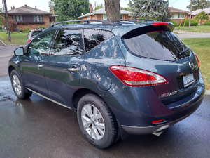 2012 Nissan Murano SL AWD SUV,Leather,Camera,Panoramic Dual Roof