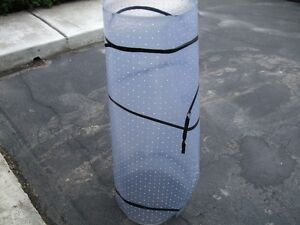 LARGE PLASTIC FLOOR MAT FOR BROADLOOM