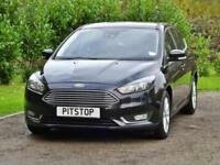 Ford Focus 1.0 Titanium 5dr PETROL MANUAL 2015/15