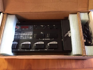 MINT Vintage Digitech BP8 Bass Preamp Procesor