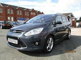 2013 Ford Grand C-Max 1.6 EcoBoost T Titanium X 5dr (start/stop, 7 Seats)