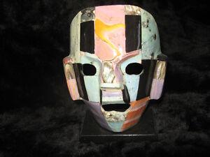 Masque Mexicain en Ceramique fait a la Main