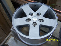 jeep rubicon alloy wheels