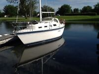 Voilier Columbia 29'