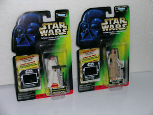 Star Wars Power of the Force Green Card figures Kitchener / Waterloo Kitchener Area image 8