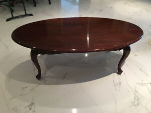 Gibbard oval coffee table for sale
