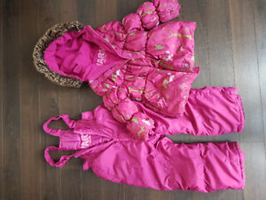 3T Joe Fresh winter snowsuit