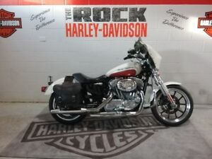 2011 Harley-Davidson 883 low