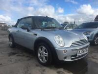 2005 Mini Mini 1.6 ( Salt ) One convertible mint car no issues ready to go