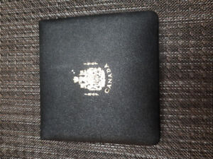 1867-1967 Canadian Mint Centennial 7 Coin Set