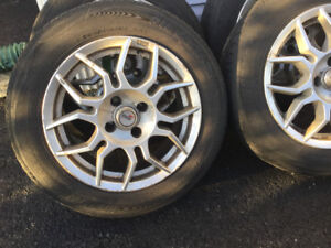 15 inch all season tires and rims
