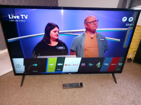 """43"""" LG SMART FREEVIEW FULL HD TV WITH WIFI APPS AND REMOTE WE DELIVER"""