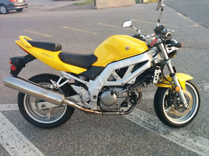 SV650N 04 mint condition