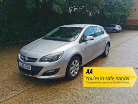 image for 2013 Vauxhall Astra 1.4 16v Design 5dr +Petrol +ULEZ +1 Keeper From New