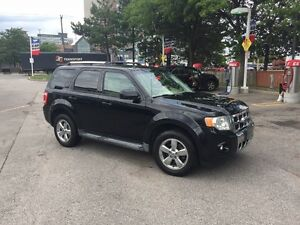 2009 Ford Escape Limited SUV Cert / Etested No accidents