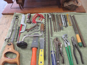 Tools of all kinds