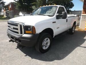Ford Super Duty F-350 SRW DIESEL 4WD 2006
