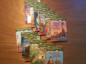 Children's Chapter Books...Magic Treehouse Series