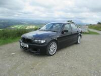 BMW 330 2.9TD auto 2003MY d Sport