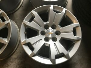REDUCED PRICE - TRUCK TIRES & RIMS
