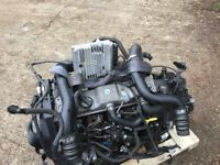 Transit connect 1.7tdci complete engine box 2007