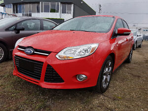2013 Ford Focus ** NO ACCIDENT / LEATHER / HEATED SEATS **