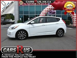 2017 Hyundai Accent SE Low Low Kms!!