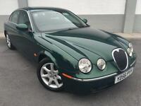 2006 56 Jaguar S-TYPE 3.0 V6 Auto