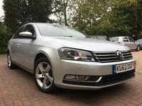 Volkswagen Passat 2.0TDI ( 140ps ) BlueMotion Tech 2013 S