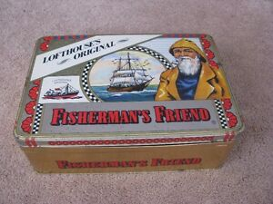 Fisherman's Friends collector Tin