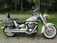 Yamaha Road Star Silverado Motorcycle