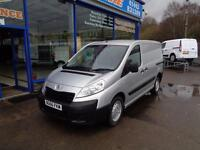 2016 PEUGEOT EXPERT HDI 1000 L1 H1 (SWB) DELIVERY MILES ONLY CAR DERIVED VAN DI
