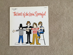 The Best of The Lovin Spoonful 33 1/3 RPM vinyl LP