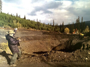 Rare find! Joint venture on proven placer mine in Devil's Canyon