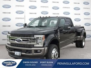 2019 Ford F-450 DRW Super Duty King Ranch