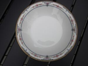 Haviland Limoges Bowls, set of 5, nearly a century old