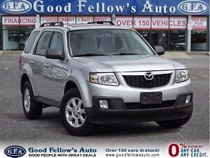 2011 Mazda Tribute LEATHER, SUNROOF