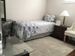 Furnished  room for rent from February . MSVU  area.