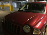 2008 Jeep Compass SPORT SUV, Crossover