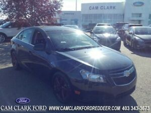 2014 Chevrolet Cruze Diesel  Leather Moonroof New Tires