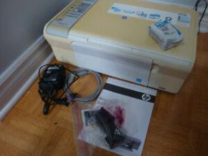 Imprimante HP Deskjet F4200 Printer + Cartouche