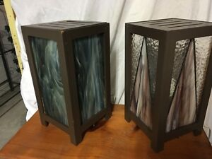 Box lamps for sale