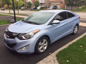 2013 Hyundai Elantra GLS Coupe (2 door)