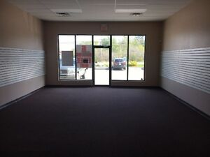 1200 sq st commercial space in Stony Plain