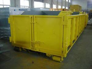 20cm3 Hooklift bins for sale suit hooklift truck AREquipment Palmwoods Maroochydore Area Preview