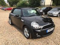 2009 MINI 1.6 Cooper S Convertible 2dr Petrol Manual (153 g/km, 175 bhp)