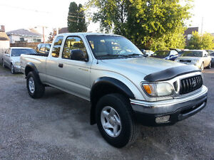 2002 Toyota Tacoma Xtra Cab OFFROAD Edition Pickup Truck